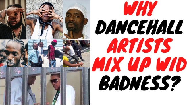 Despite Being Given The Talent To Escape Badman Life, Nuff Artist End Up Right Back Into It