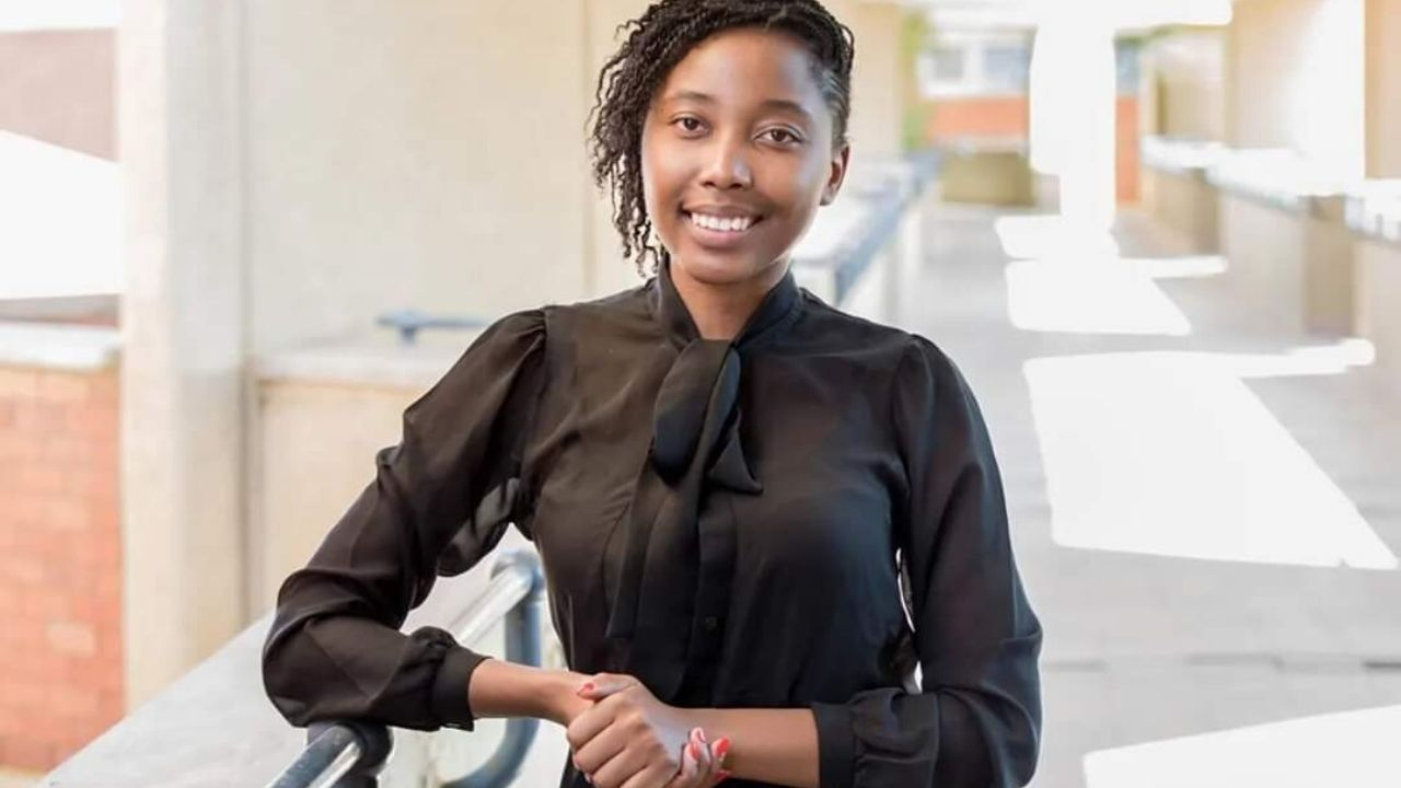 Meet Africa's youngest cabinet member Emma Theofelus