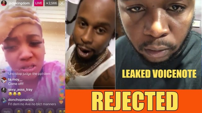 Jada REJECTS Popcaan | Teejay VOICENOTE Bout Alkaline