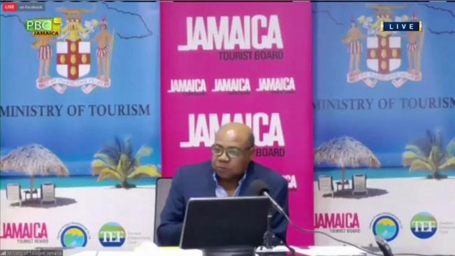 Ministry of Tourism | Digital Press Briefing – April 17, 2020
