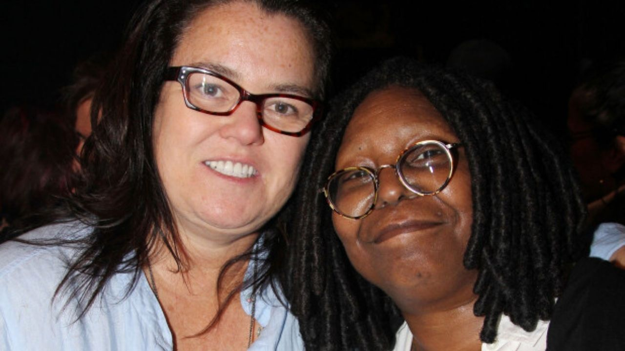 Rosie O'Donnell says Whoopi Goldberg 'really didn't like me' on 'The View'