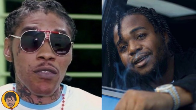 Teejay Link UP With Vybz Kartel