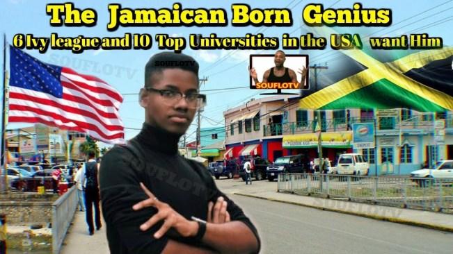 The Jamaican Genius (Kyle Lambert)