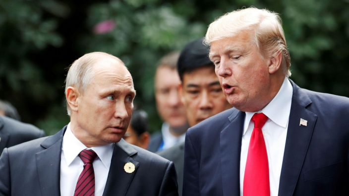 Trump and Putin issue rare joint statement promoting cooperation - Mckoy's News