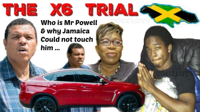 Who is Mr Powell (BMW X6 Trial) Untouchable