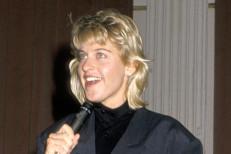 Ellen DeGeneres compares her old hair look to 'Tiger King' Joe Exotic
