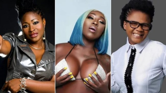 Top 15 Greatest Female Dancehall Artistes Of All Time