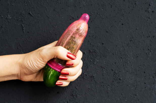 Lockdown sex with household items doesn't have to be dangerous