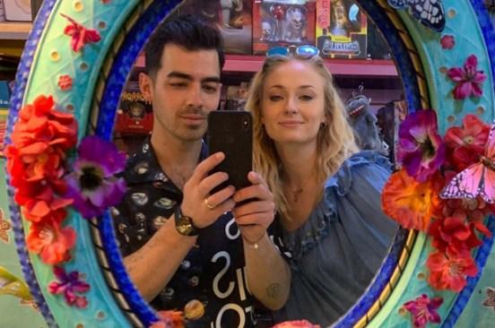 How Joe Jonas and Sophie Turner will celebrate their wedding anniversary