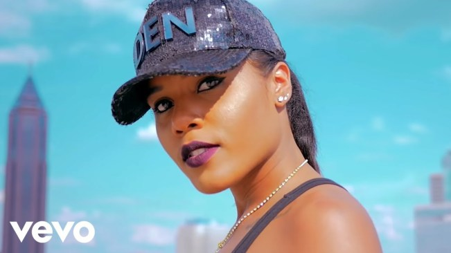 Denyque Shares Inspirational Message After Near-Death Delivery Of Second Child