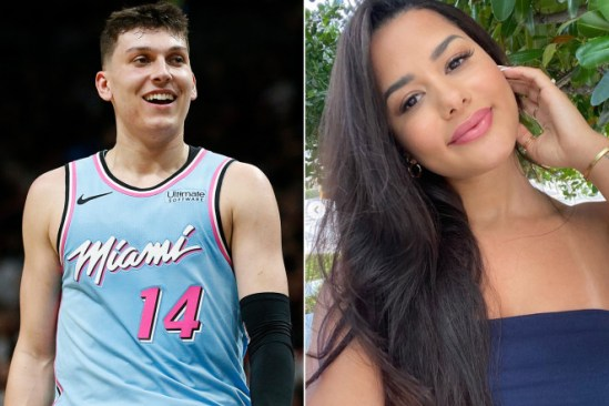 Tyler Herro's Twitter flirting with model worked out perfectly