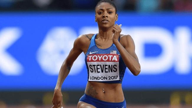 American Sprinter Deajah Stevens Suspended in Doping Case