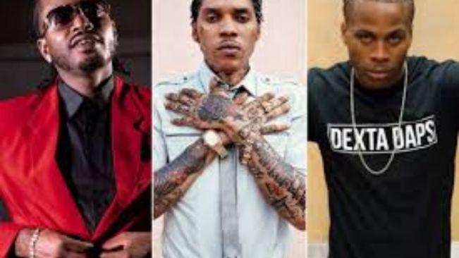 Govana And Dexta Daps Run Dancehall With Trending Hits This Week, Vybz Kartel Flounders