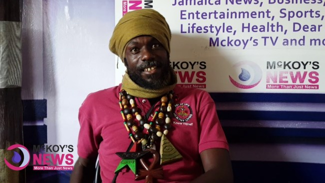 Ras IIIkon Herbalist Speaks about healing through natural herbs
