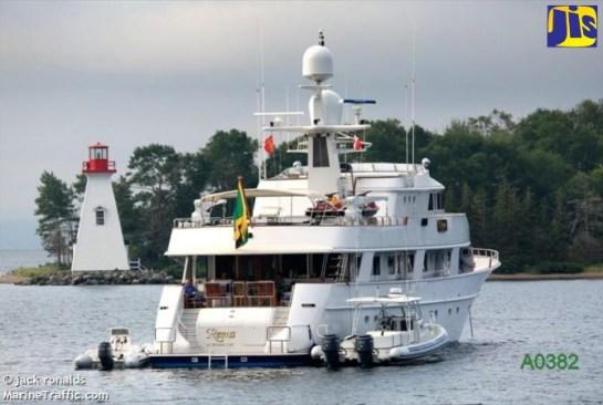 Salute to Seafarers at Sea
