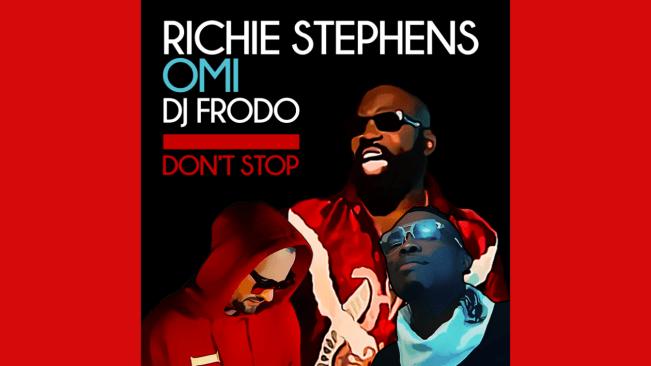 Omi,Richie Stephens New Single Debuts at #2