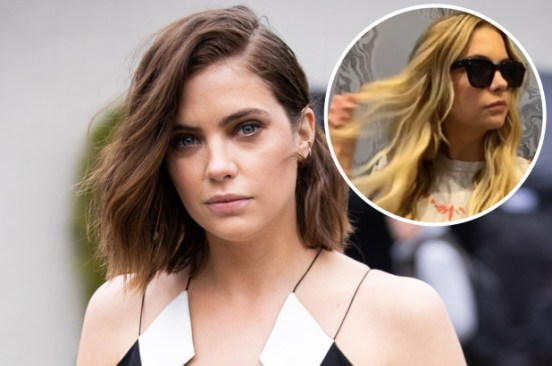 Ashley Benson unveils new hair look after Cara Delevingne breakup