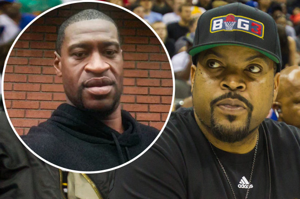 Ice Cube cancels 'GMA' appearance in wake of George Floyd's death