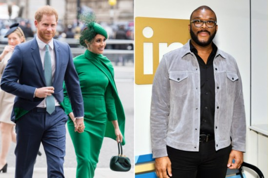 Meghan Markle and Prince Harry move into $18M mansion owned by Tyler Perry