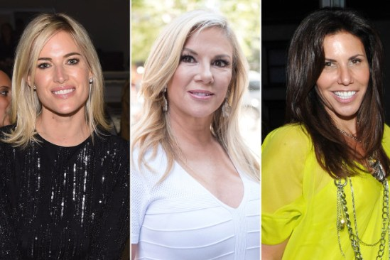 Ramona Singer jokes Kristen Taekman and Cindy Barshop are 'nobodies'