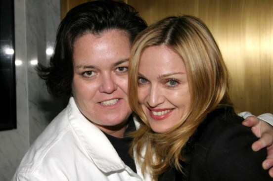 Rosie O'Donnell thinks pal Madonna's quarantine videos are 'a little weird'