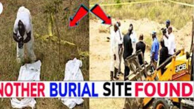 Suspected Clansman Burial site found in Riovli