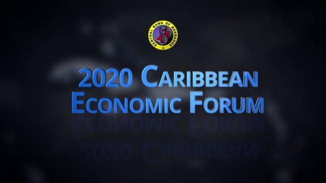 Caribbean Economic Forum – June 25, 2020