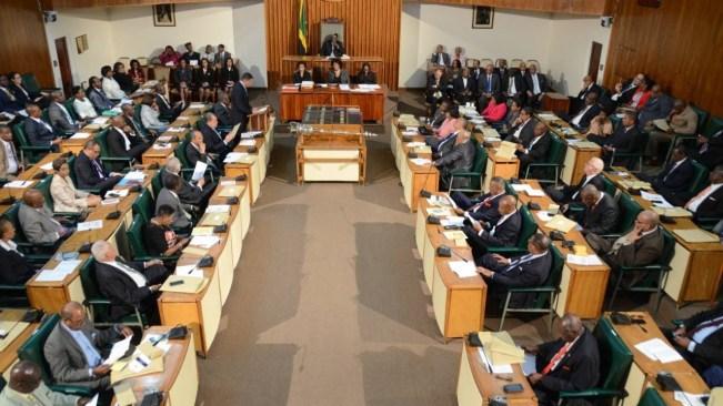 Opposition Senators Named