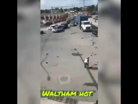 Turmoil in Kingston Now