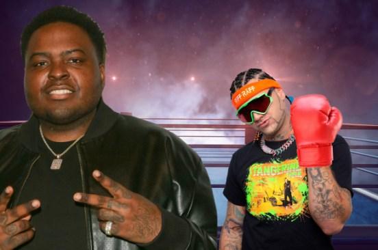 Riff Raff to fight in Sean Kingston's rap boxing league