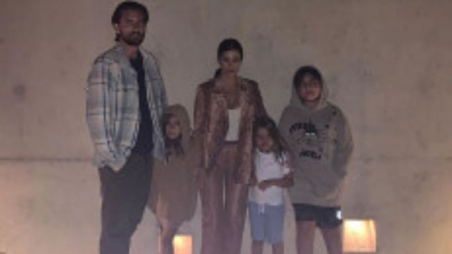 Kourtney Kardashian posts Father's Day tribute to ex Scott Disick