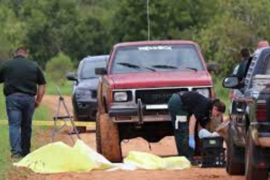3 friends on fishing trip killed in 'massacre
