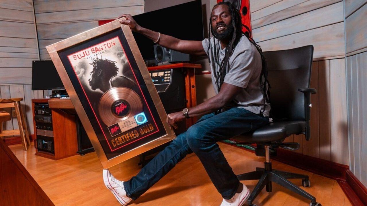 Buju Banton's 'Til Shiloh' album certified Gold by RIAA