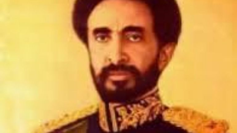 Emperor Haile Selassie I and his connection to Jamaica