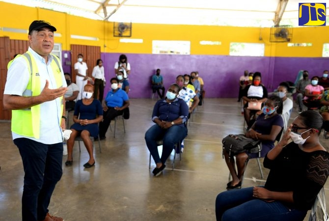 Health Ministry Recruits Community Health Aides To Support COVID-19 Fight