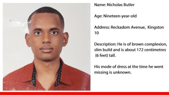 Kingston Man Missing Nicholas Butler