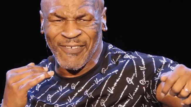 Mike Tyson to Face Roy Jones Jr. in an Exhibition Match