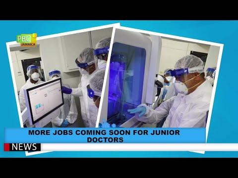 More Jobs Coming Soon For Junior Doctors
