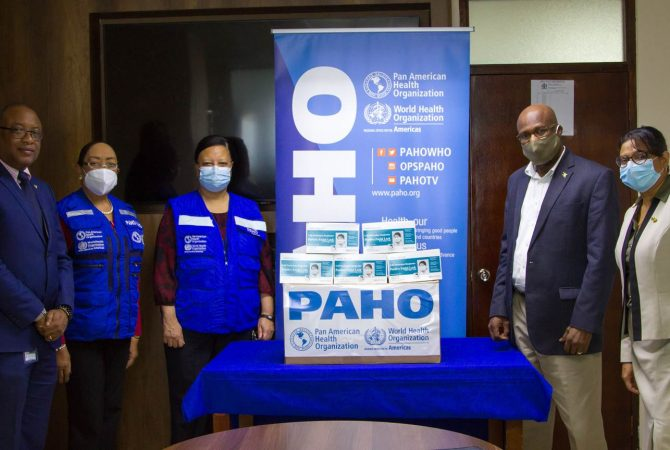 PAHO Partners with CCCU to Boost Supply of Vital PPE