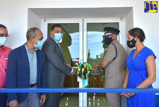 Gov't Committed To Safer, Healthier Working Environment For Police – PM