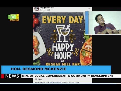 Reggae Mill Still In Breach Says McKenzie
