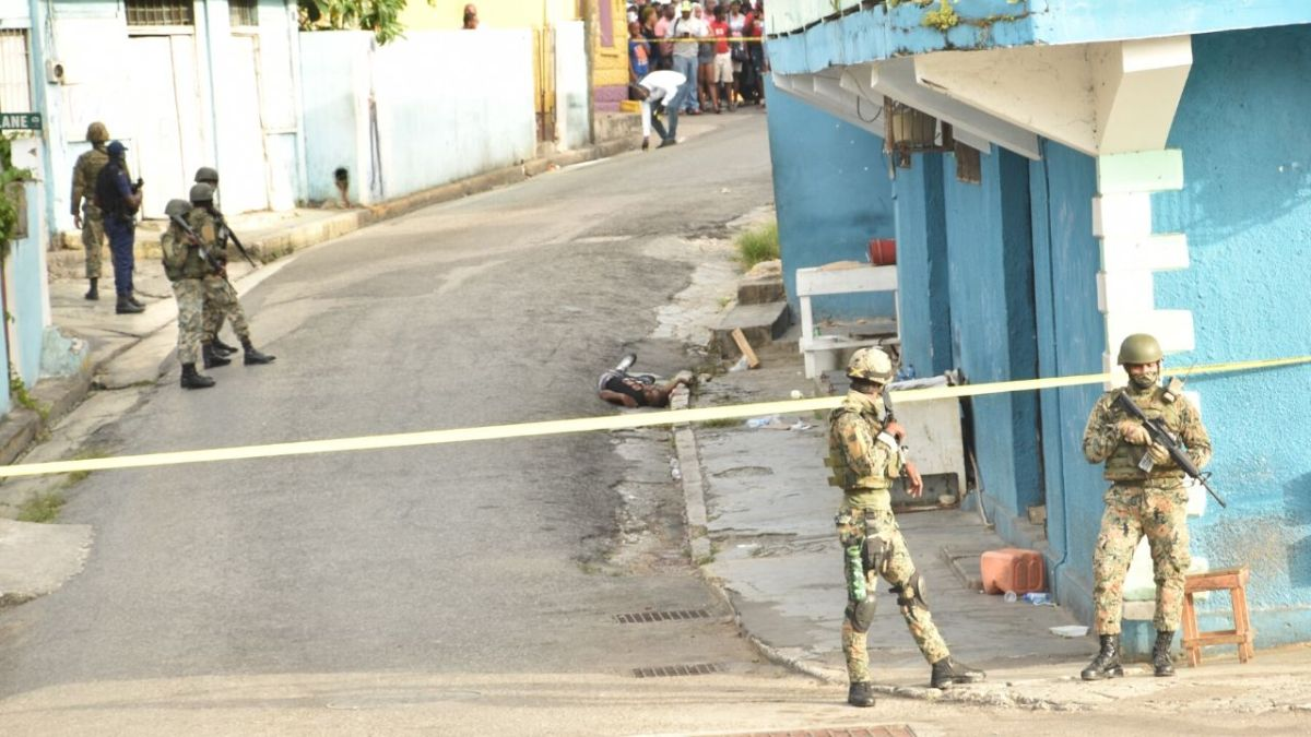 Man killed in Mobay was 2nd time unlucky