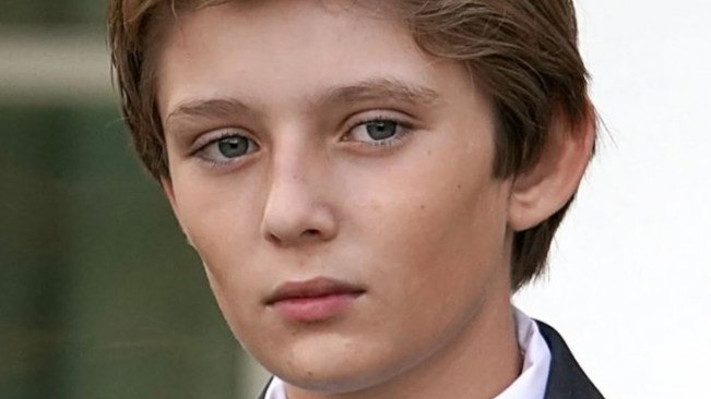 Why Barron Trump May Not Be Returning To School In The Fall