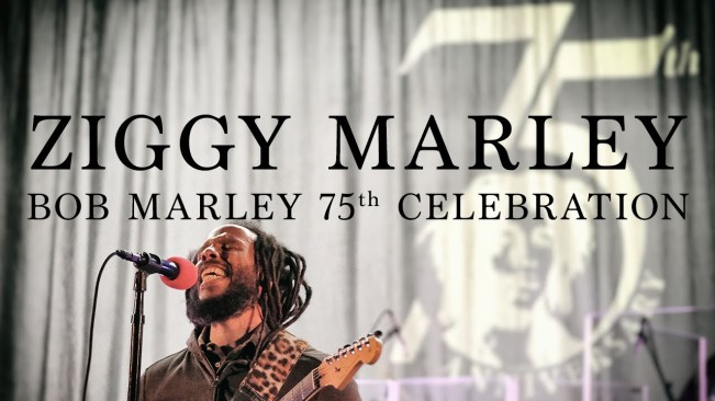 Ziggy Marley To Host Special Live Concert For #BobMarley75