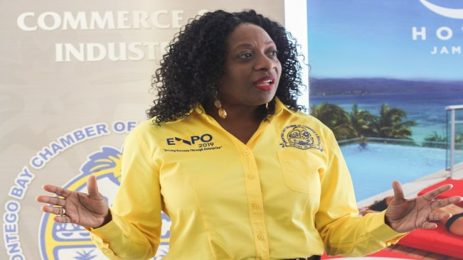 Silvera Returned As Head Of Montego Bay Chamber of Commerce