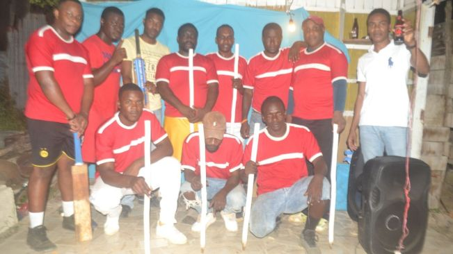 Clarkes Town is now alive with sports