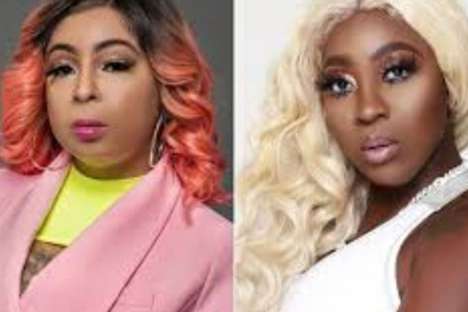 Lisa Hyper Asks Dancehall Queen Spice To Bury The Hatchet After 12 Years Of Rivalry