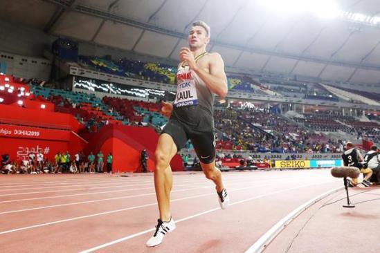 Kaul's 8435 decathlon World U20 record ratified