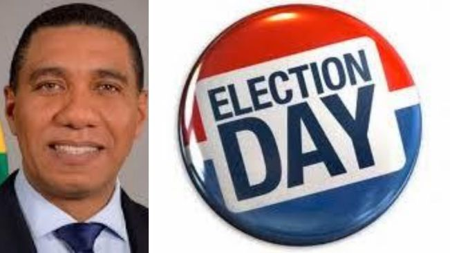 Election day will be Thursday, September 3