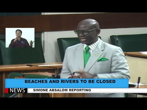 Beaches And Rivers To Be Closed